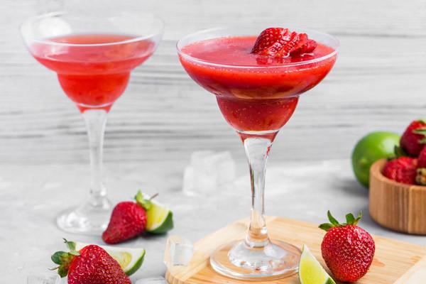 Cocktail dâu